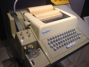 Teletype Model 33 ASR Teleprinter